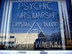 Psychic Mrs. Marsh