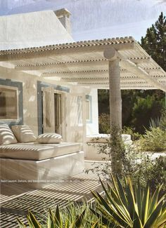 The wooden pergola is a good solution to add beauty to your garden. If you are not ready to spend thousands of dollars for building a cozy pergola then you may devise new strategies of trying out something different so that you can re Pergola Carport, Wood Pergola, Pergola Shade, Diy Pergola, Retractable Pergola, Outdoor Pergola, Carport Garage, White Pergola, Pergola Curtains