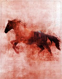Lovely Wall Art On Canvas Ideas. Wondrous Horse Canvas Wall Art Feature Degradation Black Brown Horse Art And White Gray Basic Color Plus Natural Red Brick Wall Design Painted Horses, Art Occidental, Equine Art, Western Art, Western Decor, Canvas Wall Art, Watercolor Art, Fine Art Prints, Painting Prints