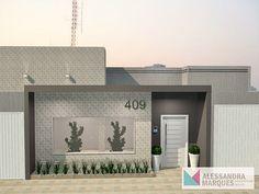 fachada fechada de casas simples - Pesquisa Google