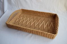 Новости Wicker Tray, Weaving, Home Decor, Decoration Home, Room Decor, Loom Weaving, Crocheting, Home Interior Design, Knitting