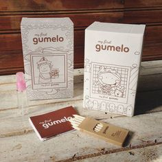 Children's Gumelo Mushroom Growing Kit - make your own kits