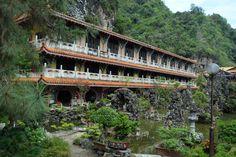 Boeddhistische Grottempel, Ipoh, Malaysia
