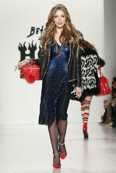 Betsey Johnson RTW Fall 2014 - Slideshow - Runway, Fashion Week, Fashion Shows, Reviews and Fashion Images - WWD.com