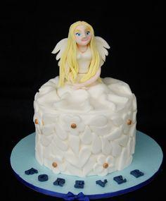 Gumpaste Angel