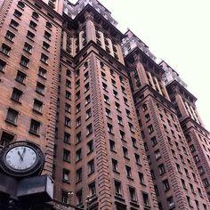 Edificio Martinelli | 30 lugares deslumbrantes em São Paulo que vão fazer você se sentir um turista