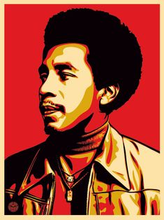 To commemorate Smokey Robinson's 50 years of music, Smokey and Shepard Fairey have just put their signatures on two limited. Smokey Robinson, Shepard Fairey Art, Obey Art, Andre The Giant, Vector Portrait, Exhibition Poster, Famous Art, New Poster, Stickers