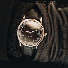 One of 399. #cornichewatches #watches #wristshot