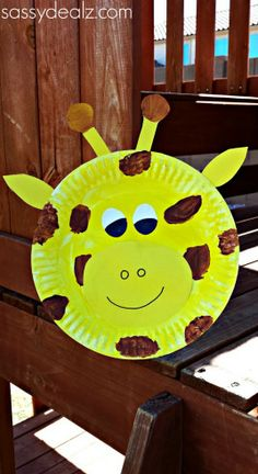 giraffe-paper-palte-crafts-kids