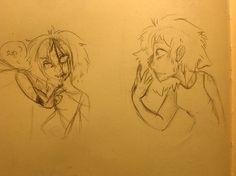 Sketches by Moi Clara Mc