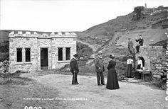 Magnesia Well Circa 1880-1914 | Lisdoonvarna  Photo: National Library Commons