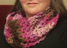 Loops & Threads Charisma Infinity Scarf