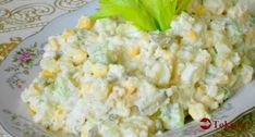 Russian Recipes, Cooking Light, Potato Salad, Cauliflower, Health Fitness, Food And Drink, Low Carb, Vegetarian, Healthy Recipes