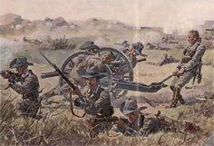 German Colonial African Troops