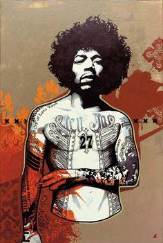 RedApe – Pop Culture icons and imaginary tattoos