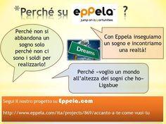 cos'è #Eppela? #Crowdfunding