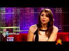Entrevista a @MariaselaA Con @Luzgarciatv en @NocheDeLuz #Video - Cachicha.com