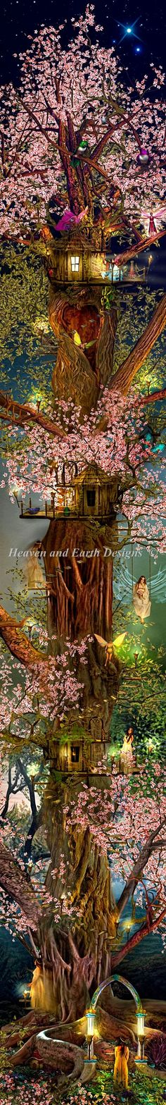 Little Dreamers Tree [Heaven and Earth Desings]