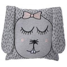 Ferm Living Ms. Rabbit Pillow