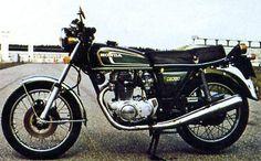 Honda CB360G