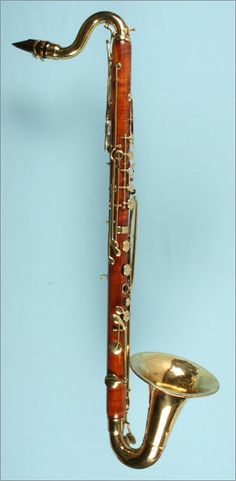 Bass clarinet (anon. 1850)