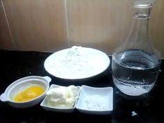 العجينة المرملة بطريقة مبسطة pâte brisée Ramadan, Glass Of Milk, Food, Meals, Yemek, Eten