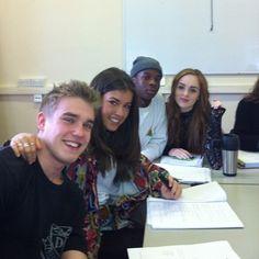 24. Bobby, Aimee, Louisa, & Kedar
