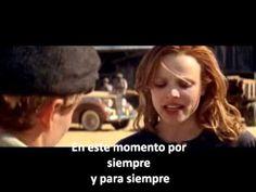 El diario de Noa (The notebook) - Aerosmith subtitulada español