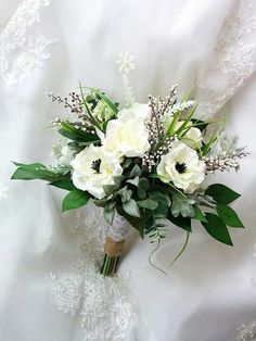 108 cascade bridal bouquet white callas real touch white roses and rhinestone 6 Small Wedding Bouquets, Bride Bouquets, Floral Wedding, Rustic Wedding, Wedding Bride, Boho Wedding, Wedding Table, Gardenia Bouquet, Tulip Bouquet
