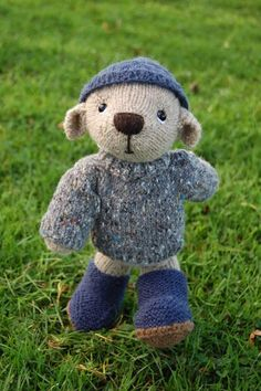 Bill by The Knitted Bear Company