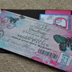 Deposit  Boarding Pass Invitation or Save the by SproullieDesignshttps://www.etsy.com/listing/78651352/deposit-boarding-pass-invitation-or-save?ref=related-2