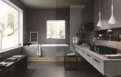 badkamermeubel modern grijs - Google zoeken