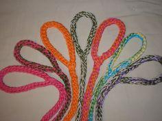 Handmade Crochet Cord/Rope Stitch....... Dog Or Cat Pet Leash. $12.00, via Etsy.
