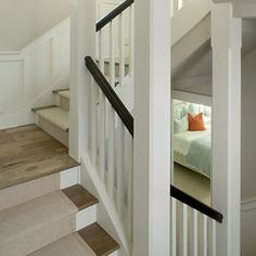 Stair Landing On Pinterest Stair Landing Dormer Windows And Stairs