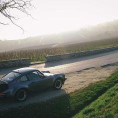 TURBO NUMBER 1 . . . #porsche #911 #carrera #turbo #vintage #german #sport #car #germany #stuttgart #flat #6 #grey #aircooled #supercar #oldschool #classic #sexy #exotic #luxury #lifestyle #perfect #big #spoiler #wing #80s #mint #legend #switzerland #peregocars