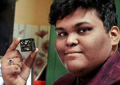 TECH NEWS: Karur student's satellite model to soar high