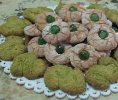Ricetta PASTINE DI MANDORLE pubblicata da chef - Questa ricetta è nella categoria Dessert e pralineria