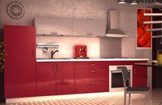 """Cuisine design """"Gaspacho"""""""