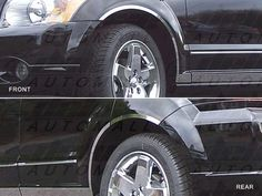 Spice up your 2007-2015 DODGE CALIBER with SS Chrome Fender Trims (6 piece)  #Dodge http://www.deluxeautomall.com/fender-ss-trim-6-piece-stainless-steel-wheel-well-trim-kit-includes-3m-adhesive-backing-and-gasket-edging-dodge-caliber-2007-2008-2009-2010-2011-2012.html