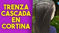 Colorin TV Sherif Callie, Long Hair Styles, Tv, Bedroom, Beauty, Child Hairstyles, Trenza Cascada, School Hairstyles, Hair Tutorials