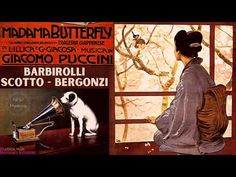 Puccini - Madama Butterfly / New master (Renata Scotto, Carlo Bergonzi - ref.rec.: Sir J.Barbirolli) - YouTube Puccini Madama Butterfly, Youtube, Opera, Acting, Music, Movies, Movie Posters, Musica, Musik