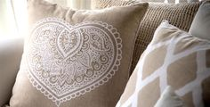 An online and boutique store that sources gorgeous handcrafted unique pieces from around the world. Boutique Stores, Home Decor Online, Turtle, Shells, Shabby, Cushions, Throw Pillows, Antiques, Stuff To Buy