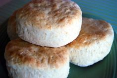 biscuits...English muffins - super easy and delicious
