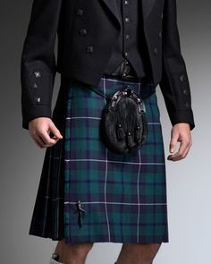 modern douglas tartan kilt for the groom #theweddingofmydreams @Matty Chuah Wedding of my Dreams