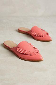 Megumi Ochi Delta Loafer Slides