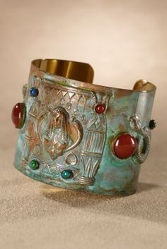 Isis Cuff from Soft Surroundings
