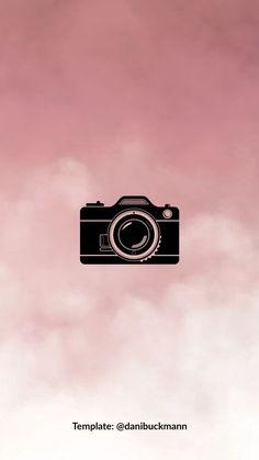 Pink Wallpaper Girly, Cute Panda Wallpaper, Cloud Wallpaper, Beach Wallpaper, Prints Instagram, Instagram Logo, Instagram Story, Panda Wallpapers, Cute Wallpapers