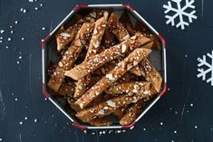 BRUNE PINNER | TRINES MATBLOGG Chicken Wings, Meat, Baking, Recipes, Food, Christmas, Brown, Xmas, Bakken
