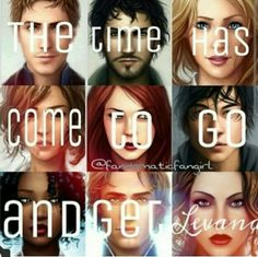 The crew ~ The Lunar Chronicles ~ Cinder & Kai ~ Scarlet & Wolf ~ Cress & Thorne ~ Winter & Jacin ~ annnnd Levana