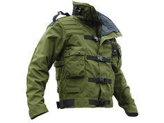 Kitanica PNT-XA, Marke 1 Jacket